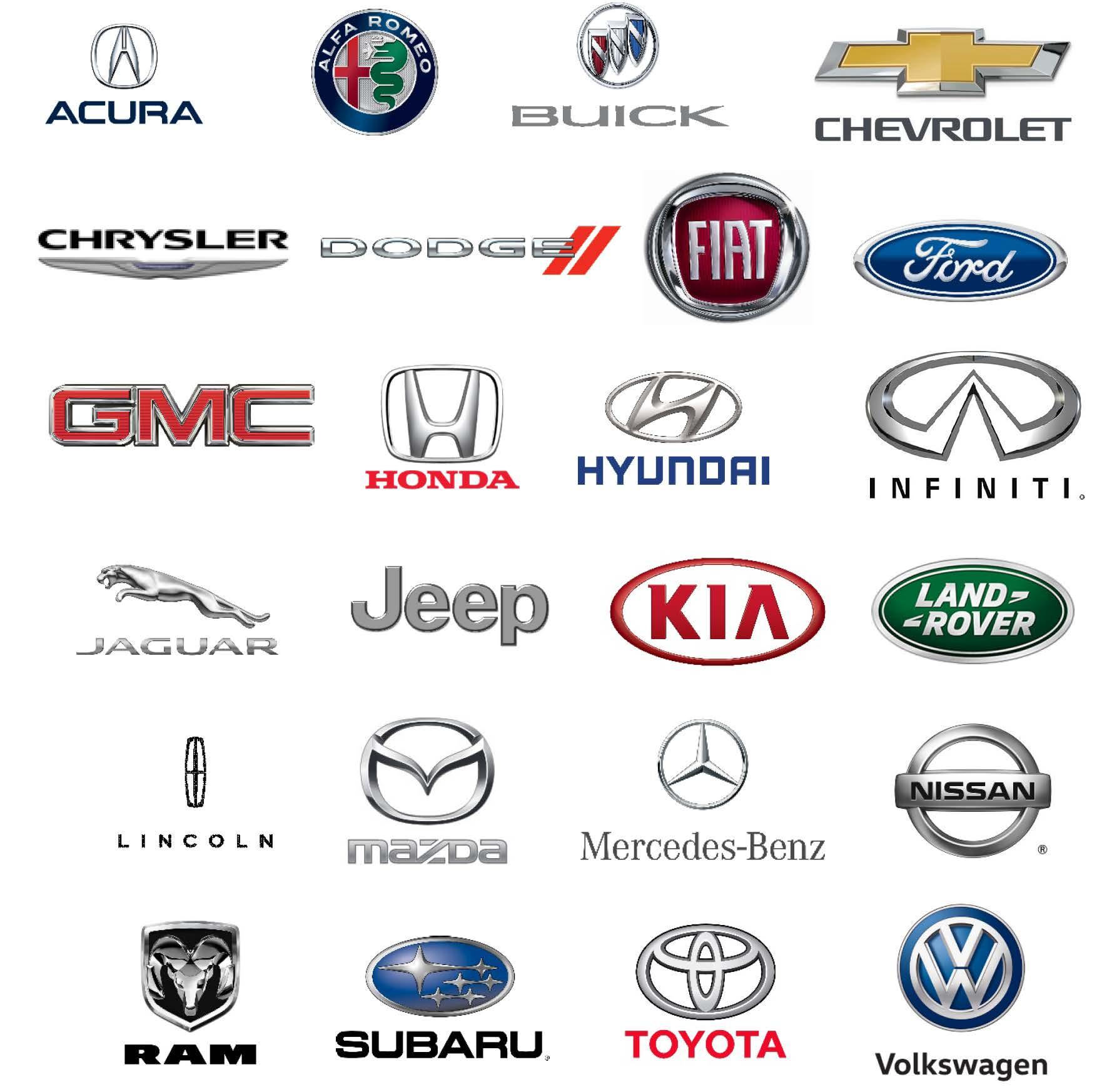 2019 participating dealers
